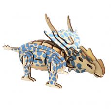 Bouwpakket Achelousaurus- kleur