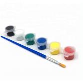 Verf Plakaatverf- 6 kleuren