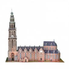 Bouwpakket Martinikerk Martinitoren Groningen- Foam