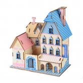 Bouwpakket Frans Huis Paca- kleur