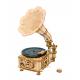 Bouwpakket Grammofoon- Mechanisch
