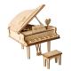 Bouwpakket Vleugel Grand Piano