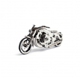 Bouwpakket Chrome Rider van metaal- Mechanisch