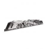 Bouwpakket Dazzling Steamliner van metaal- Mechanisch