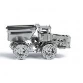 Bouwpakket Hot Tractor 700 van metaal- Mechanisch