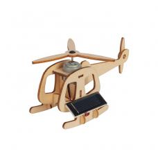 Bouwpakket Helikopter op zonne-energie