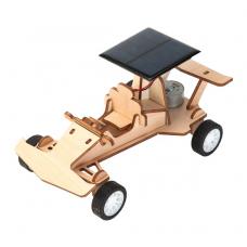Bouwpakket Raceauto Formule 1 op zonne-energie
