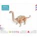 Bouwpakket Brontosaurus- klein- kleur
