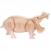 Bouwpakket Nijlpaard