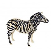 Bouwpakket Zebra