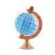 Bouwpakket Globe- kleur
