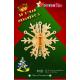 Bouwpakket Kerstversiering Sneeuwvlok model A
