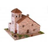 Bouwpakket Traditioneel Huis Pyreneeën- Steen