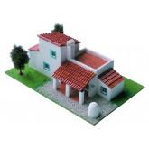 Bouwpakket Traditioneel Huis Ibiza Steen