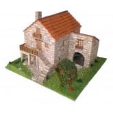 Bouwpakket Traditioneel Huis Galicië- Steen