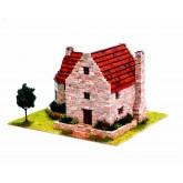 Bouwpakket Engels Huis- Steen