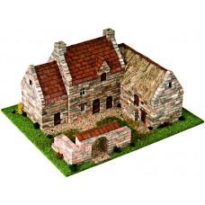 Bouwpakket Traditioneel Frans Huis Normandië- Steen