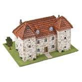 Bouwpakket Traditioneel Frans Huis Auvergne- Steen