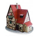 Bouwpakket Traditioneel Duits Huis- Steen