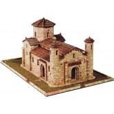 Bouwpakket Kerk van San Martin Fromista (Spanje)- Steen