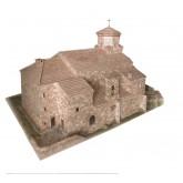 Bouwpakket Heiligdom van San Miguel de Aralar(Spanje)- Steen