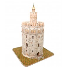 Bouwpakket Torre del Oro (Sevilla, Spanje)- Steen