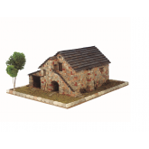 Bouwpakket Traditioneel Spaans Huis Huesca- Steen