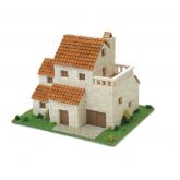 Bouwpakket Rustiek Huis- Steen