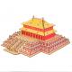 Bouwpakket The Hall of Supreme Harmony (Beijing)