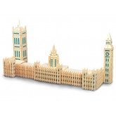 Bouwpakket Houses of Parliament and Big Ben