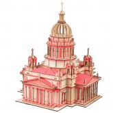 Bouwpakket Kathedraal Issa Kiev- kleur