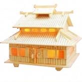 Bouwpakket Japans Huis A