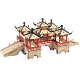 Bouwpakket Lotus Bridge Yangzhou- China