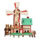 Bouwpakket Lucky Windmill- kleur