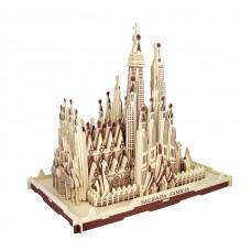 Bouwpakket Sagrada Familia