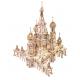 Bouwpakket Kathedraal Sint Basil Rode Plein Moskou-kleur