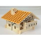 Bouwpakket Mini Villa- model B