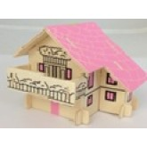 Bouwpakket Mini Villa- model F