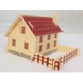 Bouwpakket Mini Villa- model G