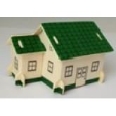 Bouwpakket Mini Villa- model K