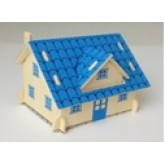 Bouwpakket Mini Villa- model L