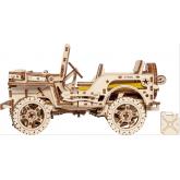 Bouwpakket Mechanische Jeep 4 x 4