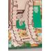Bouwpakket Eenhoorn Groot Mechanisch- hout