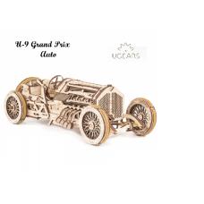Bouwpakket Grand Prix Oldtimer- Mechanisch
