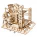 Bouwpakket Knikkerbaan met Lift Mechanisch- hout