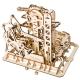 Bouwpakket Knikkerbaan Toren Rollercoaster Mechanisch- hout