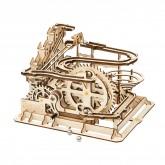 Bouwpakket Knikkerbaan Waterrad Mechanisch- hout