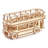 Bouwpakket London Bus Dubbeldekker Mechanisch
