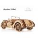 Bouwpakket Roadster Oldtimer- Mechanisch