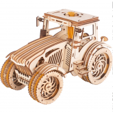 Bouwpakket Tractor 2- Mechanisch